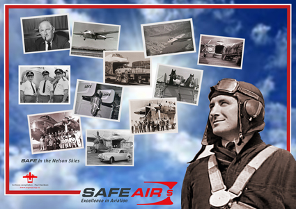 Safe Air at Sixty